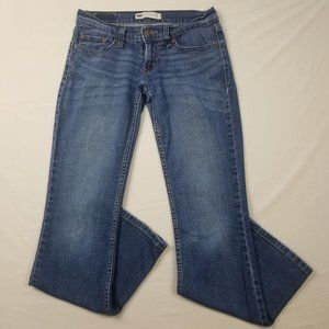 Levi's 524 Too Superlow Bootcut Jeans Size 26